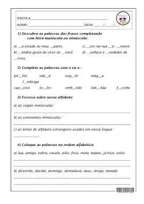 Há Rodas E Rodas 3º Ano Bia 4º E 5º Ano Língua Portuguesa Ordem