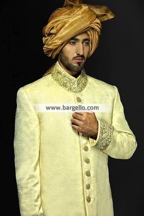 Pakistani groom dresses pictures