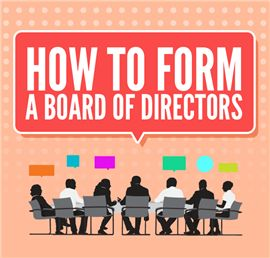 Form a competent Board of Directors to manage your corporation: http://premium.docstoc.com/article/160469463/How-to-Form-a-Board-of-Directors