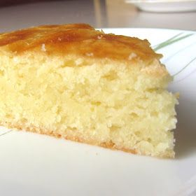 Dutch Boterkoek (butter cake) recipe