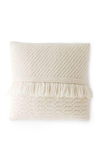 Aspen Knit Cushion