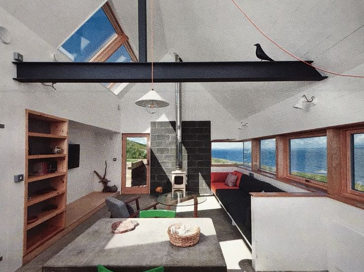 Tinhouse, Isle of Skye. By Rural Design