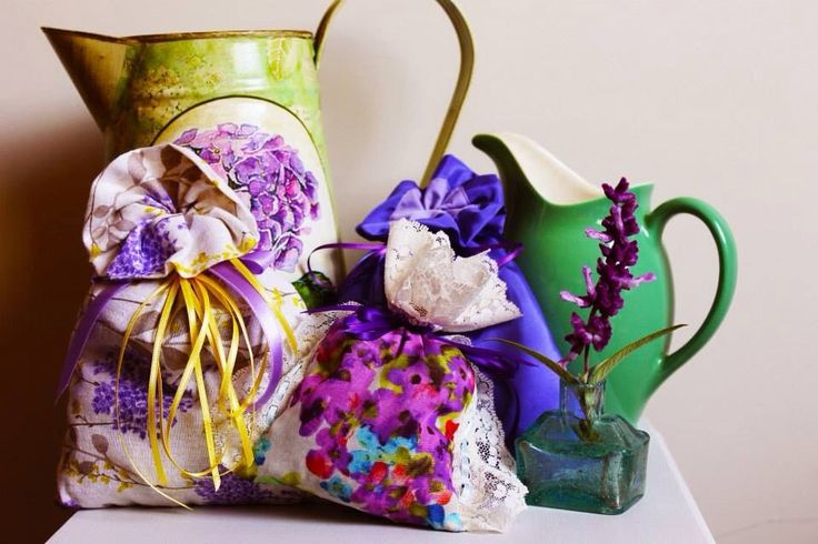 Assorted brand new handmade lavender bags. $10 each