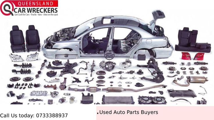 The Used Auto Parts That Salvage Yards Buy (With images