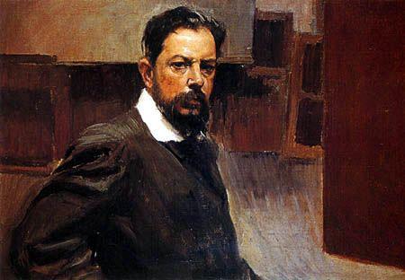 Joaquin Sorolla y Bastida (Spanish 1863–1923), Self-portrait.
