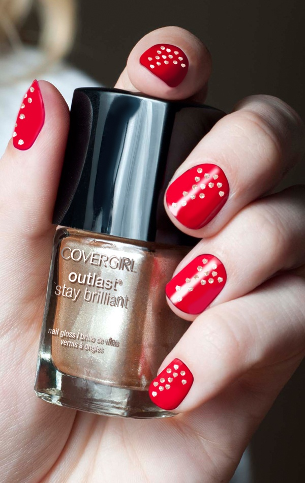 covergirl makeup & nail