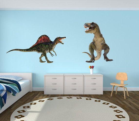 Dinosaur Wall Decals Dinosaur Stickers by NurseryDecalsAndMore