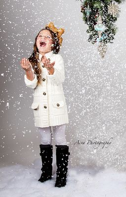 www.AivaPhotography.com Atlanta Based Studio, children christmas photography, kids fashion, children modeling, snow pictures, Atlanta Photographer, commercial editorial photographer