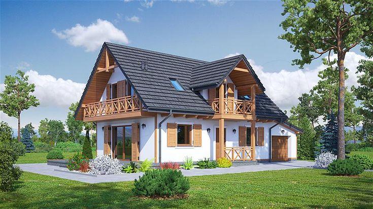 projekt Zawoja 23 dwst KRP2012