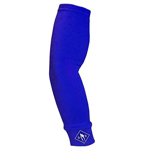 Compression Arm Sleeve for Men or Women  Royal Blue 4x15  100 Polyester Improves Blood Flow  Promotes Healthy Elbow Joints  For Baseball Basketball Volleyball Tennis Golf  Other Sports *** Check out the image by visiting the link.