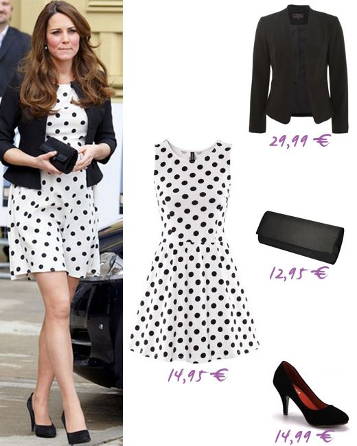 Kate Middleton Style for Less