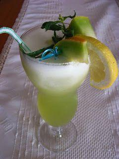 LiVital: Sárgadinnyés limonádé