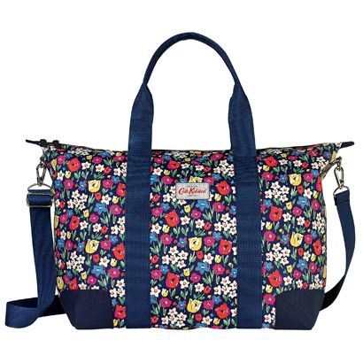 Paradise Fields Foldaway Overnight Bag
