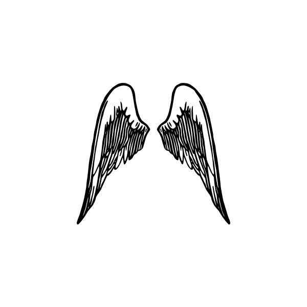 Wing Tattoo Shoulder Blades Best 25+ Angel wings c...