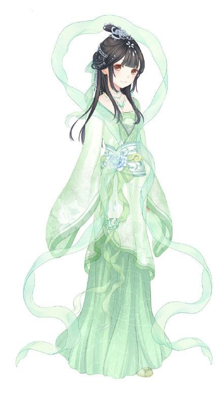 Anime Characters Kimono : Best ideas about anime girl kimono on pinterest