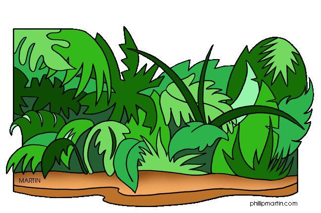 jungle clip art 5 648x429 | Paint-Ideas | Pinterest ...