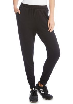 Karen Kane Women's Relaxed Sweatpants - Black - Xs