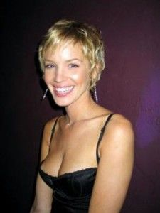 Ashley Scott's Short Hairstyle | Last Hair Models , Hair Styles | Last Hair Models, Last Hair Styles