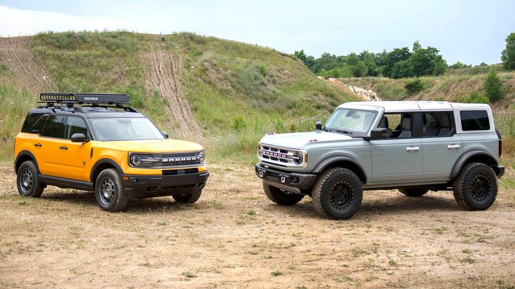 Ford Bronco 2021 It's Finally Here! in 2020 Bronco