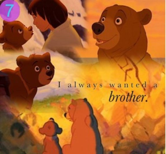 Luckily I have two amazing older brothers that mean so much to me, especially because they never pitied me for being a girl