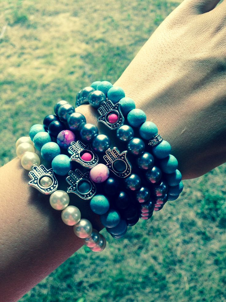 #FriendshipBracelets #BraceletsForFun #BraceletsLucky #BraceletsForAbundance #BraceletsOfLove #BraceletsForYou #brown #nature #Fatima #Hamsa  #Beads #SilverHand #wood #HamsaStyle #black #pink #grey #Silver  #white #Turquoise https://www.facebook.com/ensistore