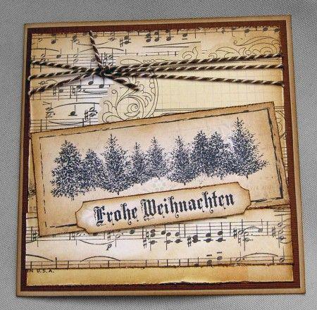 Julkort - Christmas card