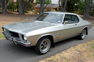 1973 Holden HQ GTS 308ci V8 2 Door Coupe.