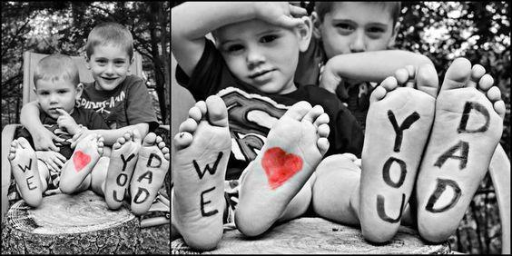 So schnell ist wieder Vatertag! Mach gemeinsam mit deinen Kindern eine dieser 9 lieben Ideen! – DIY Bastelideen – marina