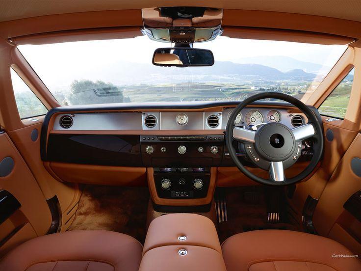 rolls royce interior. rolls royce phantom coupe 1024 x 768 wallpaper interior