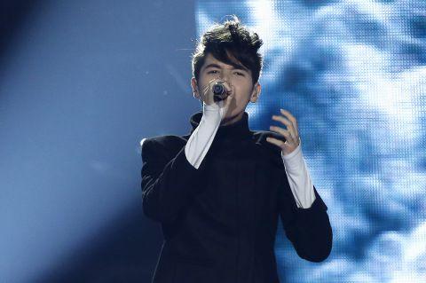 Who is Kristian Kostov, Bulgaria's Eurovision 2017 entry?