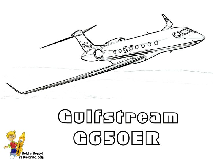 gulfstream g650er airplane coloring sheet you can print out this airplane coloring