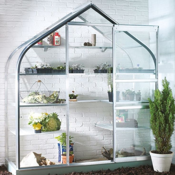 The 10 best Green house images on Pinterest | Conservatory ...