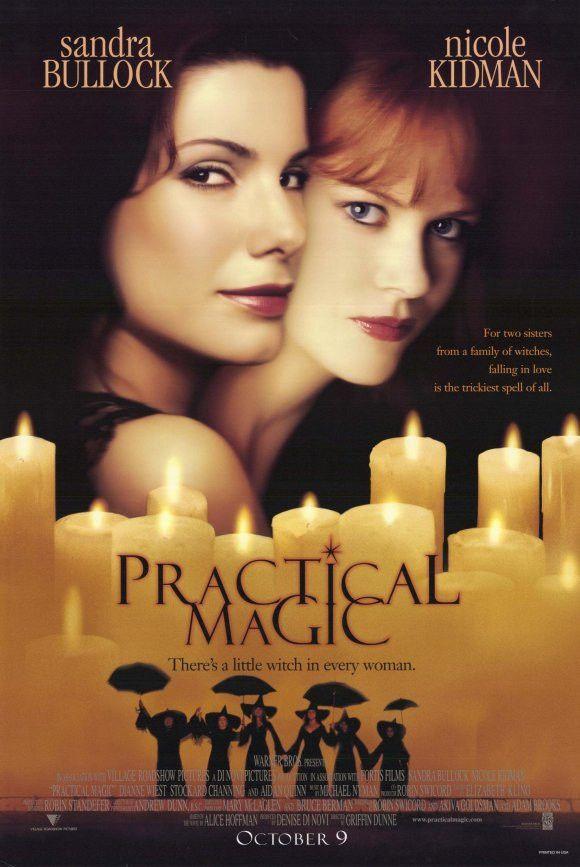 Practical Magic 11x17 Movie Poster (1998)