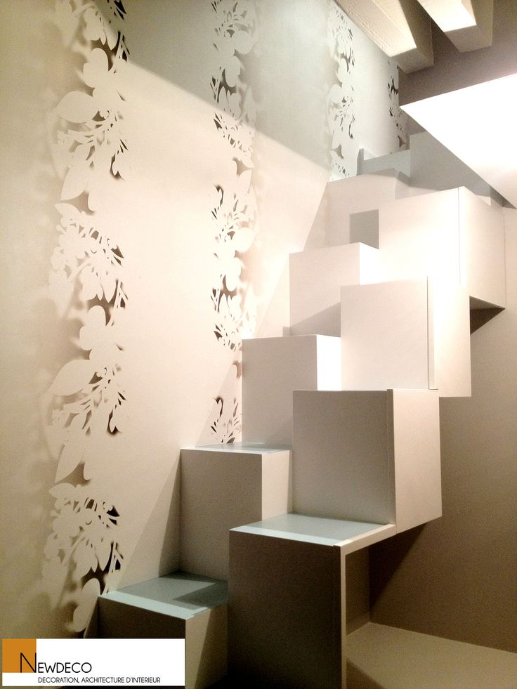 Chambre duplex pour adolescent escalier sur mesure/escalier pas japonais avec rangement /escalier contemporain