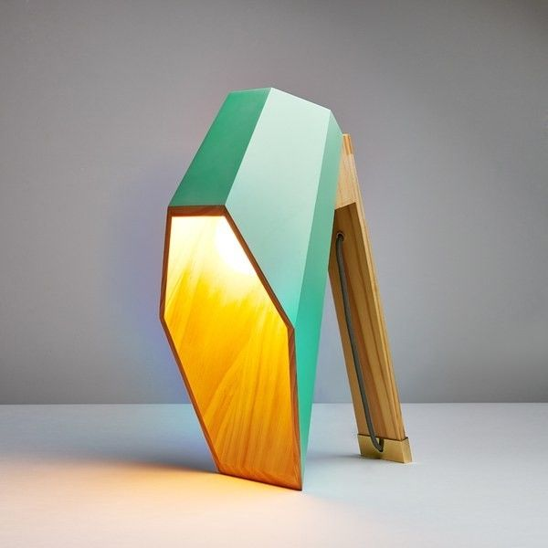 Attractive This Statement Piece By Italian Brand Seletti Is Crafted From Pine Wood And  Hand Finished With Varnish. The Table Lamp Will Add Style To Your Home With  Its ... Design Ideas