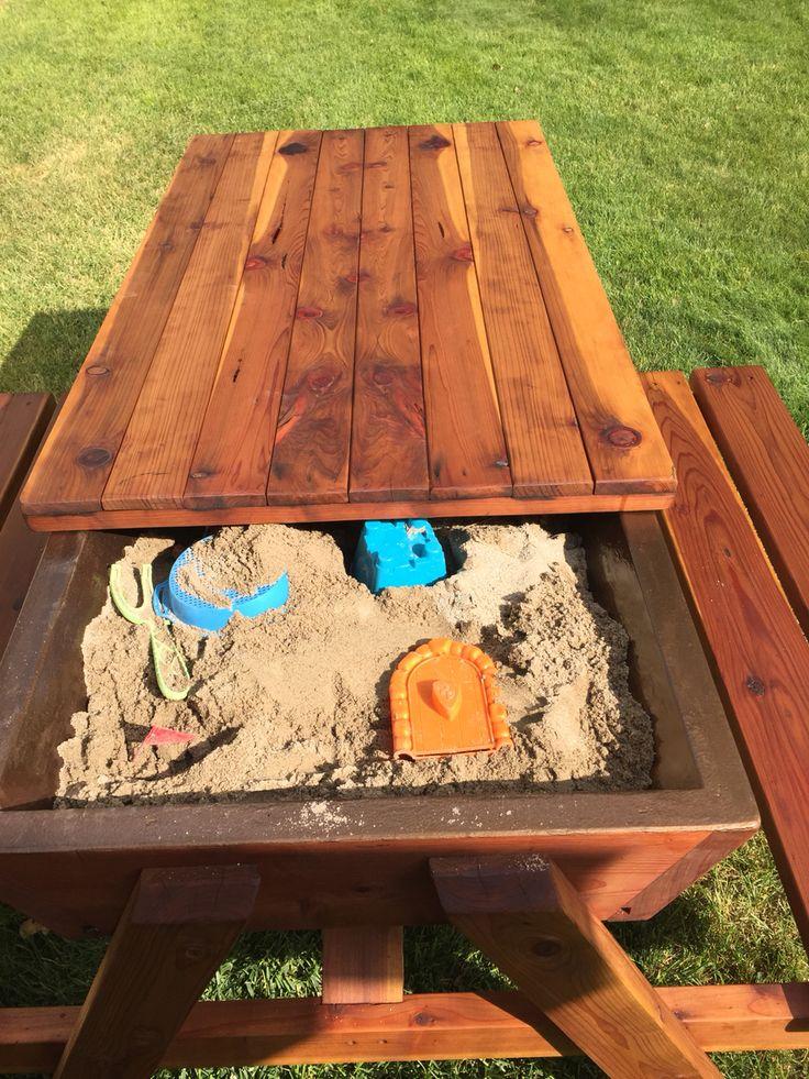 Best 25 Kids picnic table ideas on Pinterest  Kids