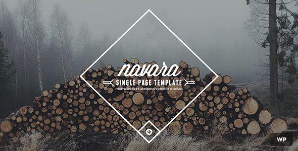 Navara - WordPress Single Page Theme  -  https://themekeeper.com/item/wordpress/navara-wordpress-single-page-theme