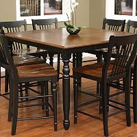 Good Ashby Counter Height Dining Table   Samu0027s Club