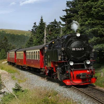 Steam Train   Harz Narrow Steam Train