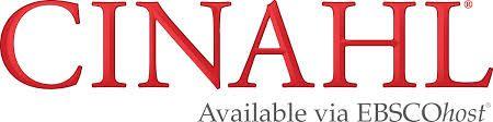 CINAHL (Cumulative Index to Nursing and Allied Health Literature): base de datos que contiene referencias de libros, capítulos, software de educación, conferencias, prácticas de enfermería, instrumentos de investigación y artículos de revistas. Cubre diversas disciplinas sanitarias del ámbito de las Ciencias de la Salud. Acceso Red UDC en http://www.bugalicia.org/recursos/ebsco/cinahl/ Guías de uso en http://support.epnet.com/training/lang/es/es.php