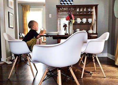 kid friendly dining room furniture