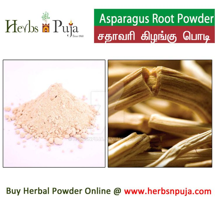 Asparagus Root Powder by Herbsnpuja on DeviantArt