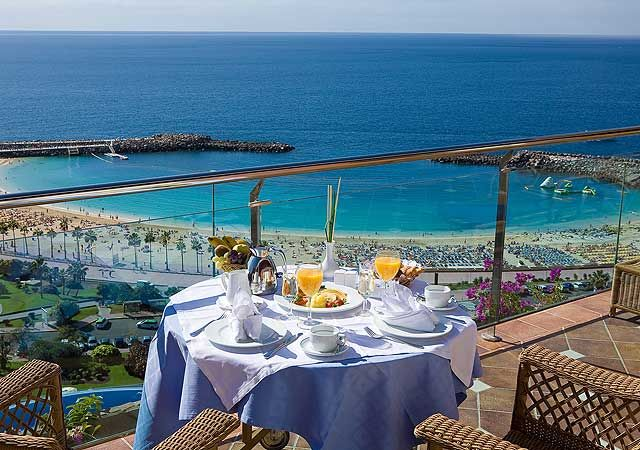 Sun, sea and spa in Gran Canaria