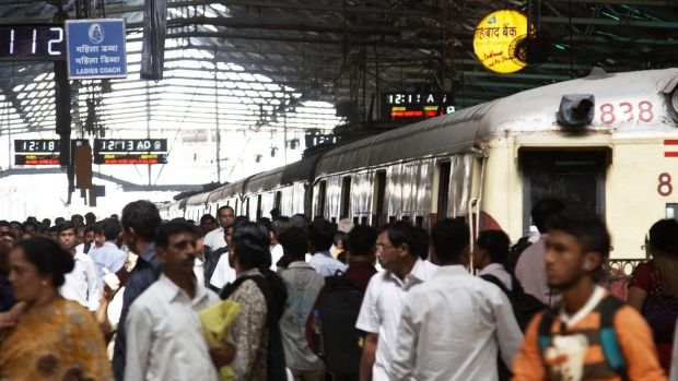 """Chennai to Mumbai: This isn't a party train, and it isn't a tourist train – it's a 24-hour window into everything the """"real India"""" has to offer. As you chug across the country, passing town after town, city after city, with life lived large out the window, there are equally interesting things going on inside."""