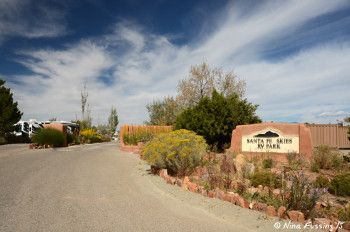 RV Park Review – Santa Fe Skies RV Park, Santa Fe, NM – Wheeling It