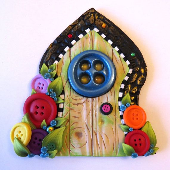 100 ideas to try about faerie doors fairy gardens for Tinkerbell fairy door