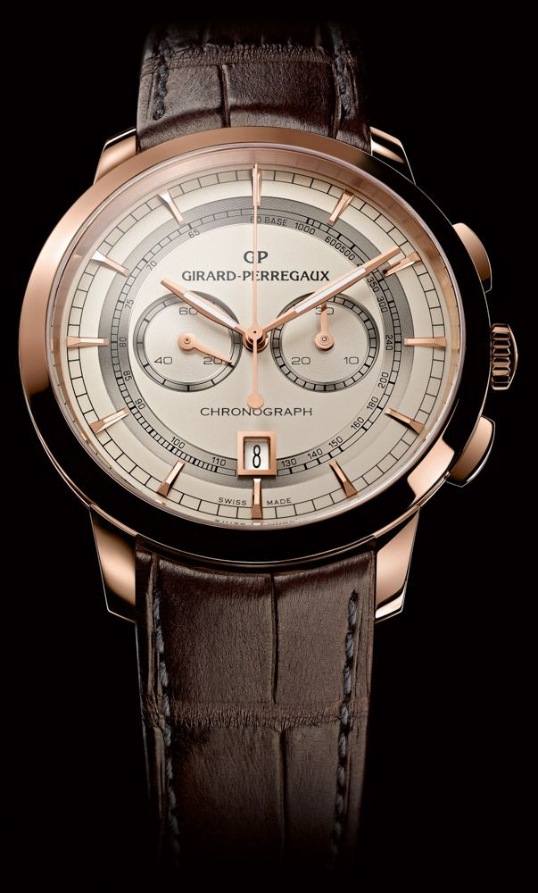 Girard-Perregaux 1966 Integrated Chrono Watch Hands-On