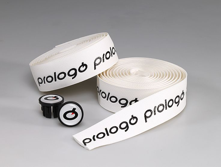 PROLOGO Onetouch Gel Handlebar Tape - White/Black