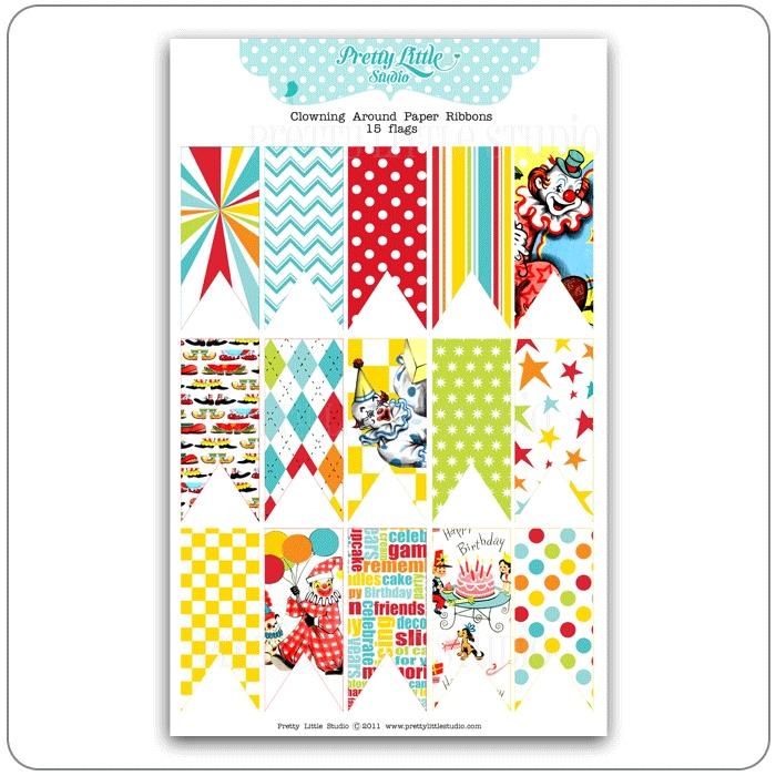 circus patterns printable - photo #16