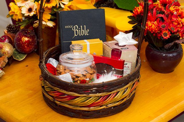Gift Basket Ideas For Pastors Ehow Com Pastor Appreciation Gifts Pastor Appreciation Day Pastors Appreciation